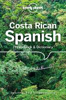 Lonely Planet Costa Rican Spanish...