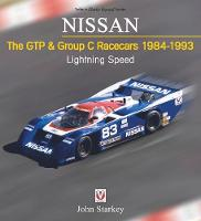 NISSAN   The GTP & Group C Racecars...