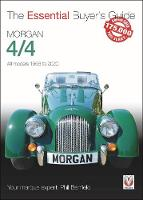 Morgan 4/4: All models 1968-2020