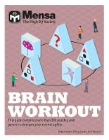 Mensa Brain Workout Pack