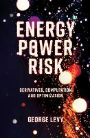 Energy Power Risk: Derivatives,...