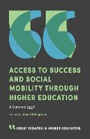 Access to Success and Social Mobility...