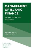 Management of Islamic Finance:...