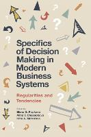 Specifics of Decision Making in ...