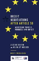 Brexit Negotiations After Article 50:...
