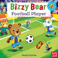 Bizzy Bear: Football Player