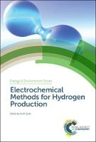 Electrochemical Methods for Hydrogen...