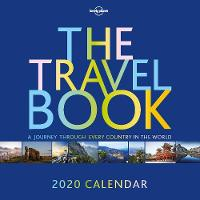 Lonely Planet 12 Month Wall Calendar...