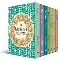 The Jane Austen Collection: Six Book...