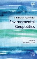 A Research Agenda for Environmental...