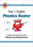 New KS1 English Phonics Buster - for...