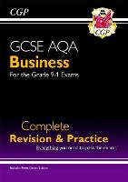 New GCSE Business AQA Complete...