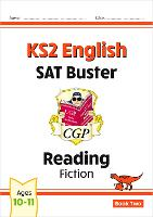 New KS2 English Reading SAT Buster:...