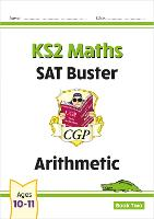 New KS2 Maths SAT Buster: Arithmetic...