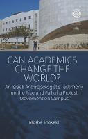 Can Academics Change the World?: An...