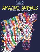 Colour Quest: Amazing Animals