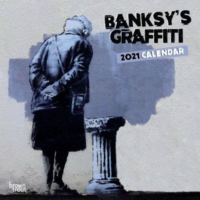 Banksy's Graffiti Mini Wall Calendar...