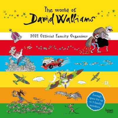 The World Of David Walliams Family...