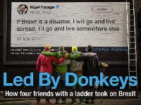 Led by Donkeys: How four friends with...