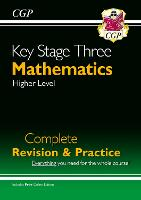 KS3 Maths Complete Revision and Practice