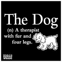Urban Words - The Dog