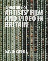 A History of Artists' Film and Video...