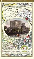A Collection of Four Historic Maps of...