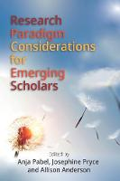 Research Paradigm Considerations for...