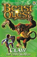 Beast Quest: Claw the Giant Monkey:...