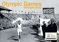 Olympic Games Through a Lens Postcards