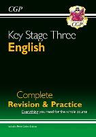 KS3 English Complete Revision &...