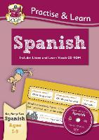Practise & learn Spanish - Ages 7-9