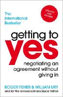 Getting to Yes: Negotiating an...