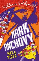 Mark Anchovy 2: War and Pizza