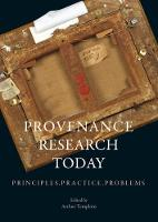 The Provenance Research Today:...
