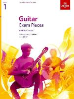 Guitar Exam Pieces from 2019, ABRSM...
