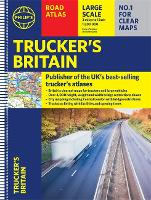 Philip's Trucker's Road Atlas of Britain