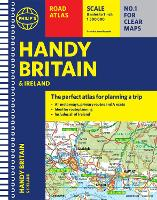 Philip's Handy Road Atlas Britain:...