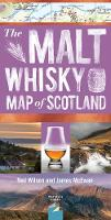 The Malt Whisky Map of Scotland