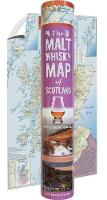The Malt Whisky Map of Scotland (in a...