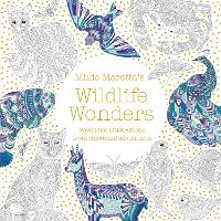 Millie Marotta's Wildlife Wonders:...