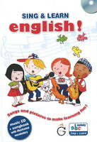 Sing and Learn English!: Songs and...