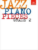 Jazz piano exam pieces gd 2