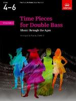 Time Pieces For Double Bass Vol 2