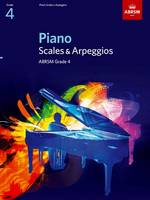 gd 4 piano scales arpeggios new ed.