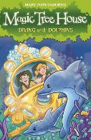 Magic Tree House 9: Diving with Dolphins