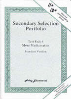 Secondary Selection Portfolio: Test...