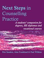 Next Steps in Counselling Practice: A...