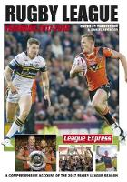 Rugby League Yearbook 2017-2018: A...
