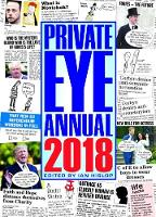 Private Eye Annual: 2018